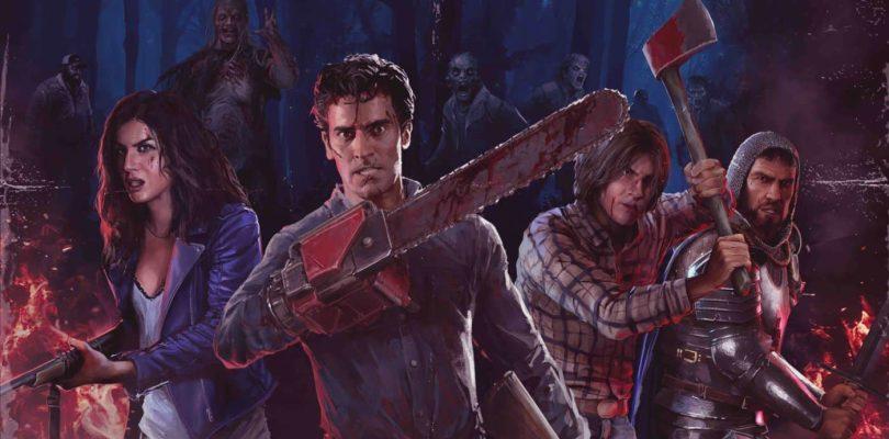Evil Dead The Game révèle un gameplay