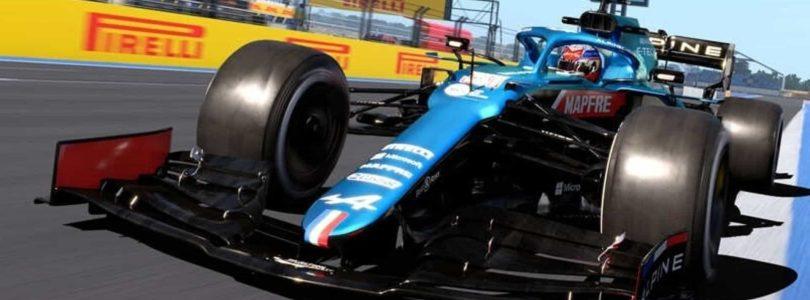 F1 2021 désactive temporairement le Ray Tracing sur PS5