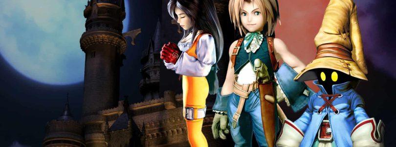 La série animée Final Fantasy IX est en développement