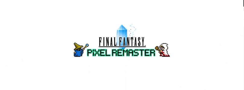 E3 : Final Fantasy Pixel Remastered annoncé pour Steam et Mobile