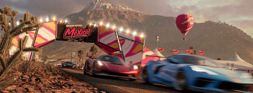 E3 : Forza Horizon 5 annoncé pour Xbox Series X|S, Xbox One et PC
