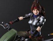 Trois figurines de Final Fantasy VII Remake en précommande