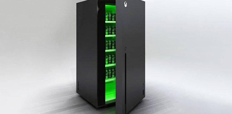 E3 : Sorties du mini réfrigérateur Xbox pendant l'été 2021