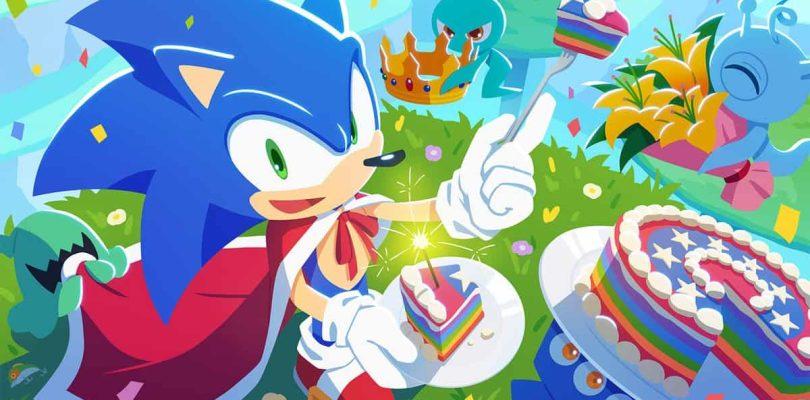 MEGADOSSIER : Bon Anniversaire Sonic !!! 30 ans déjà