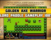 Gameplay 100% - Golden Axe Warrior (Master System)