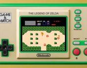 E3 : Annonce du Game and Watch Legend of Zelda livrés avec trois jeux