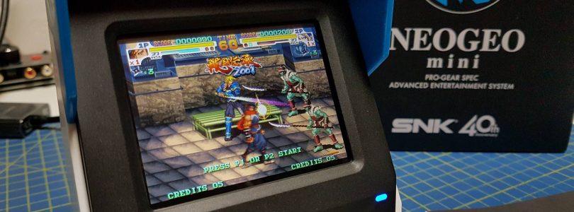 BON PLAN : La Neo-Geo Mini HD a 59.99 euros chez Micromania