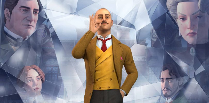 Agatha Christie – Hercule Poirot: The First Cases annoncé pour Switch, PS4, Xbox One et PC