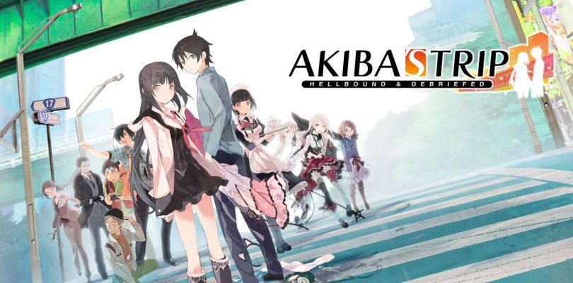 Dévoilez les mystères d'Akihabara dans AKIBA'S TRIP : Hellbound & Debriefed