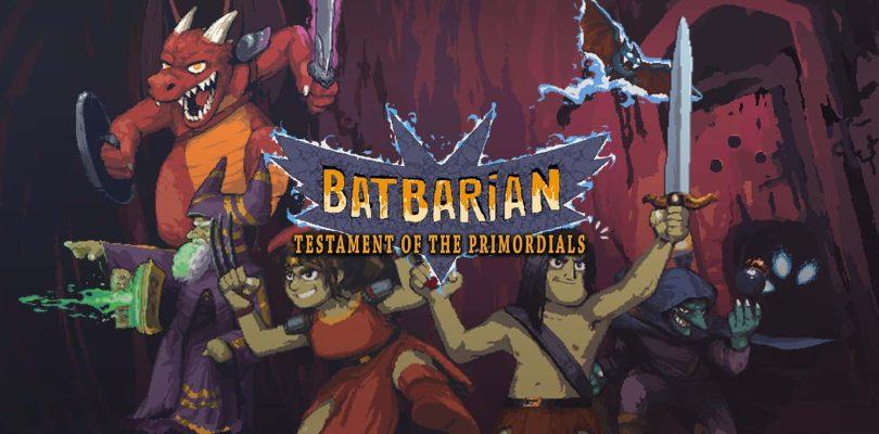 Batbarian : Testament of the Primordials sort le 15 juillet sur PS4 et Xbox One