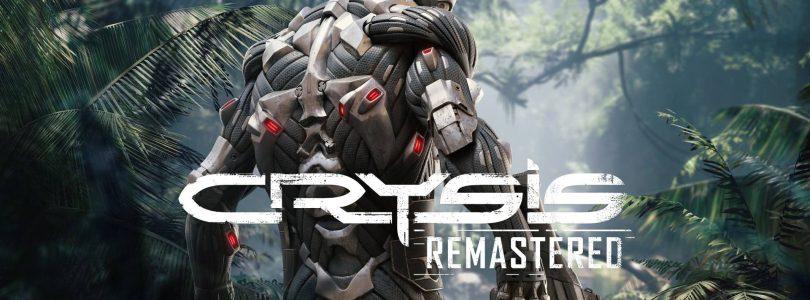 Cet automne revivez l'expérience Crysis Remastered