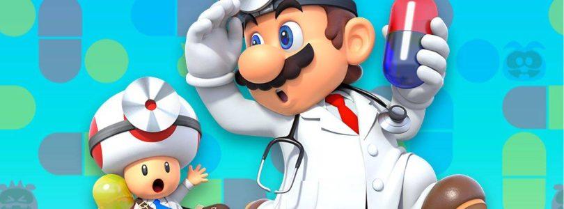 Dr. Mario World fermera ses portes en novembre