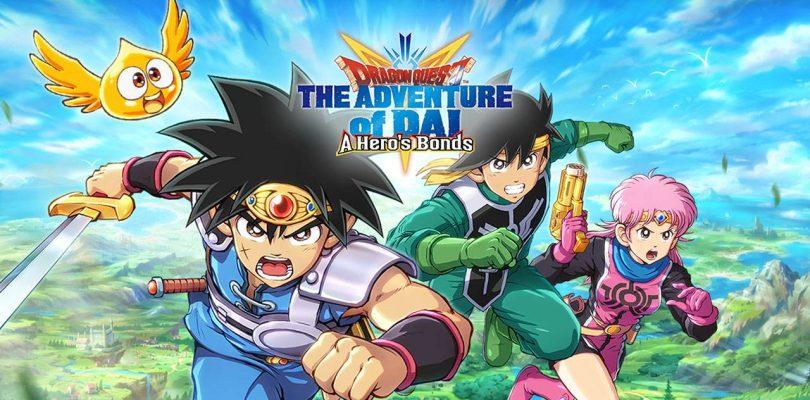 Dragon Quest Dai : A Hero's Bonds sera lancé dans le monde cet automne