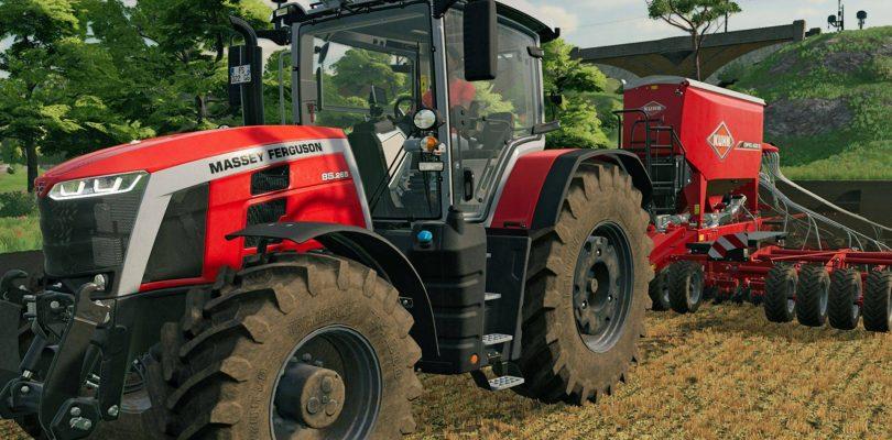 """Le DLC """"agriculture de précision"""" annoncé pour Farming Simulator 22"""