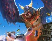 GigaBash lance début 2022 pour PS4 et PC