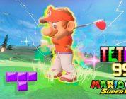 Tetris 99 se prépare pour un Mario Golf : Super Rush Maximus Cup