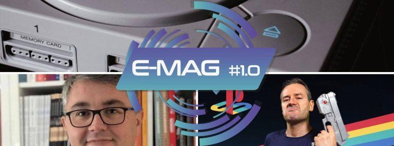 EMAG #1.0 La Playstation Feat GunhedTV,Cyril 2.0,WarmelinGaming,Mérode,Noscox