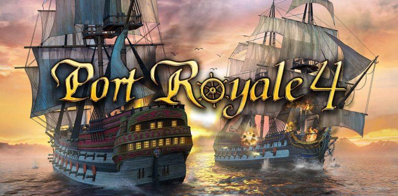 Port Royale 4 arrive le 10 septembre sur Xbox Series X S et PS5