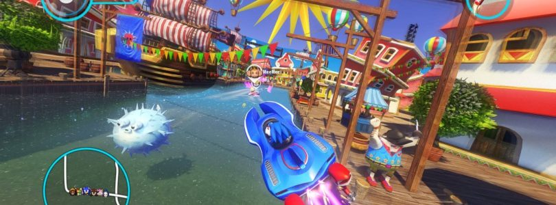 Sonic And All*Stars Racing Transformed