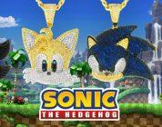 Lancement des précommandes des colliers incrustés d'or et de bijoux Sonic the Hedgehog