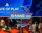 EMAG #1.0 State of Play Warmelin Feat Mérode (Sifu,Lost Judgement,DemonSlayer,Deathloop)