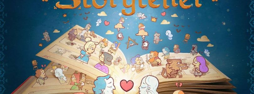 Storyteller annoncé pour Switch et PC