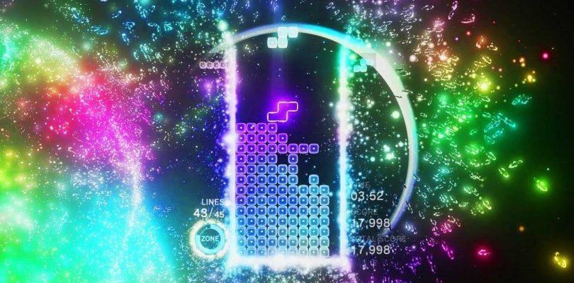 Tetris Effect : Connected sera lancé le 18 août sur PS4, Steam, Epic Games Store et Oculus Quest