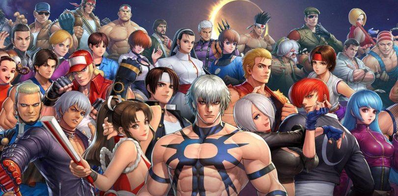 Koch Media et SNK Corporation s'associent pour la sortie de The King of Fighters XV