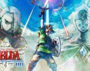CHARTS JAPON : The Legend of Zelda: Skyward Sword HD en tête du classement