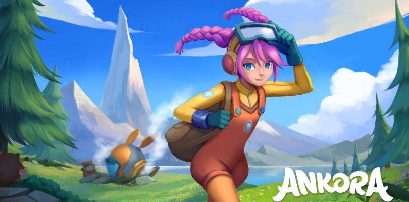 Ankora : Lost Days annoncé sur Switch, PS4, Xbox et PC