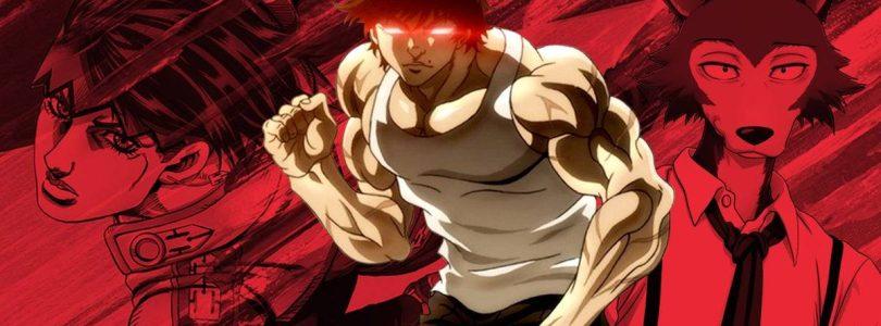 JAP'ANIME : L'anime Baki Hanma sera distribué exclusivement via Netflix