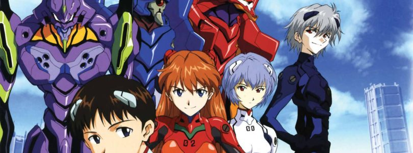JAP'ANIME : Le teaser US d'Evangelion 3.0+1.0 mise en ligne