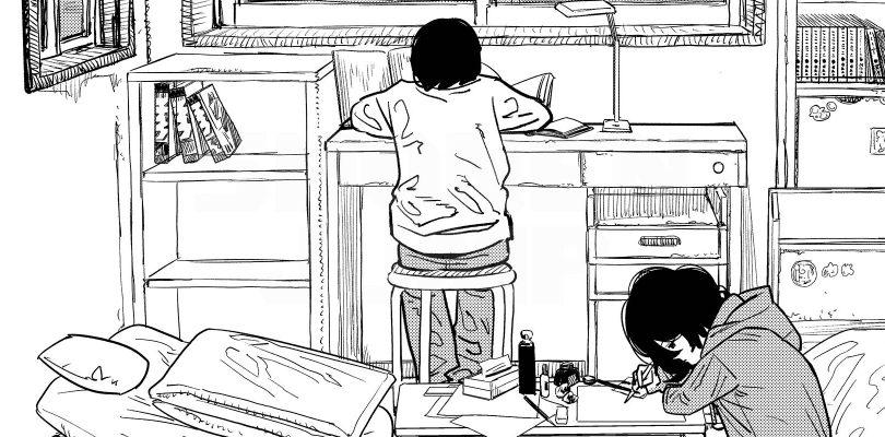 JAP'ANIME : Le manga Look Back atteint 2,5 millions de vues en une journée