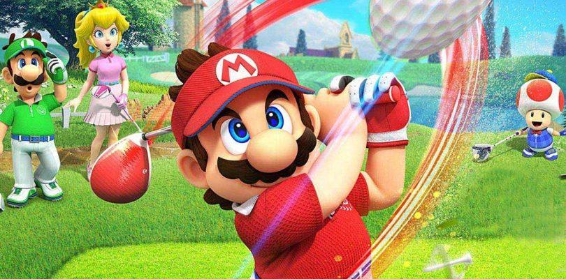 Mario Golf: la mise à jour Super Rush ajoute Toadette, le parcours de Donk City et plus encore