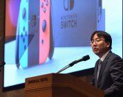 Le président de Nintendo répond sur les rumeurs de la Switch Pro