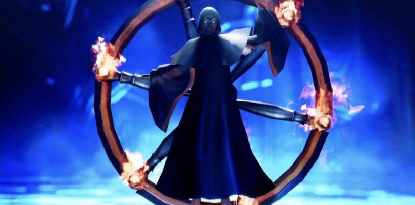 Throne est le nouveau personnage Shin Megami Tensei V