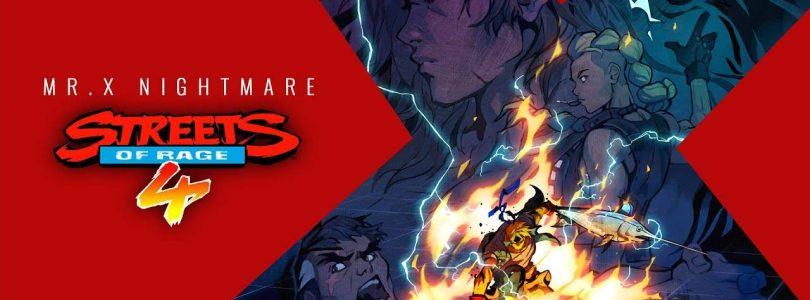 Dotemu ne sortira finalement le DLC Streets of Rage 4 que la semaine prochaine