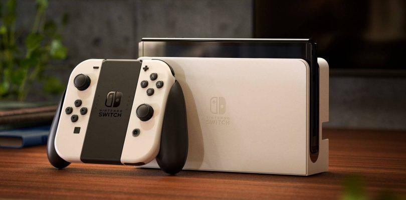 Nintendo n'a pas l'intention de sortir un nouveau modèle après la Switch OLED