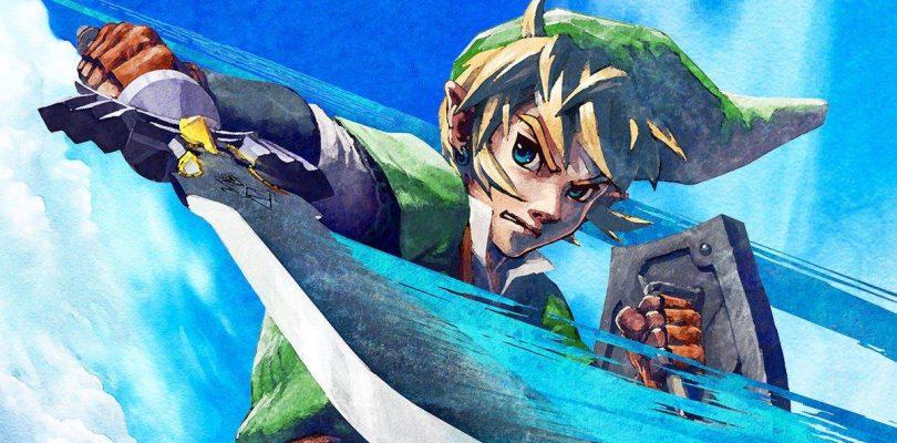 CHARTS SUISSE : The Legend Of Zelda: Skyward Sword HD en tête