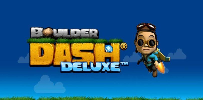 Boulder Dash Deluxe arrive le 9 septembre sur Switch, Xbox One et PC