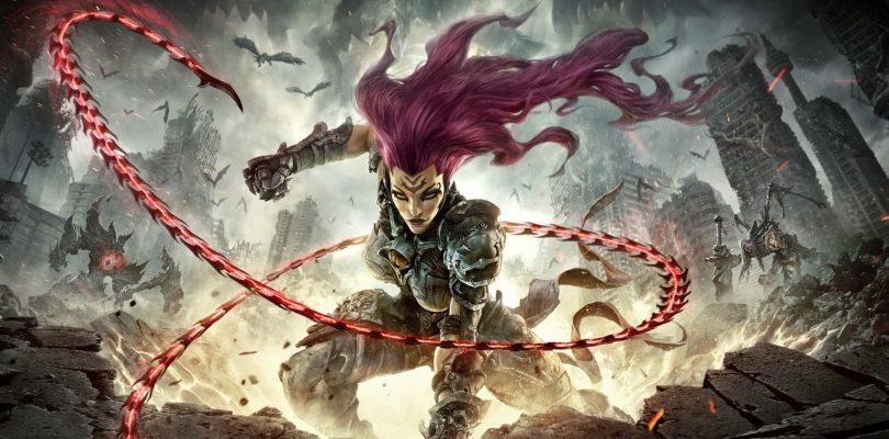 Darksiders III en route sur Switch le 30 septembre