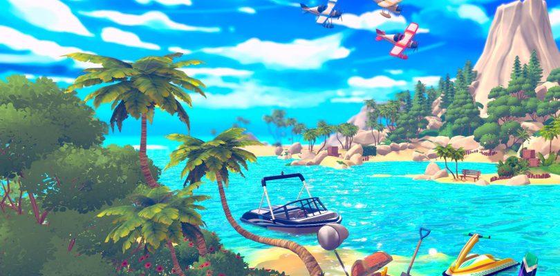 Notre compagnie aérienne à destination de Paradise Island a un message pour vous.
