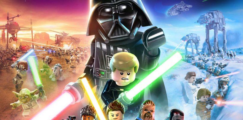 GAMESCOM 2021 : LEGO Star Wars : The Skywalker Saga arrive au printemps 2022