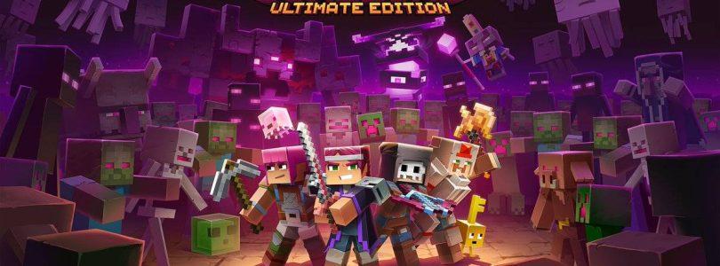 Minecraft Dungeons revient cet automne avec une Ultimate Edition !