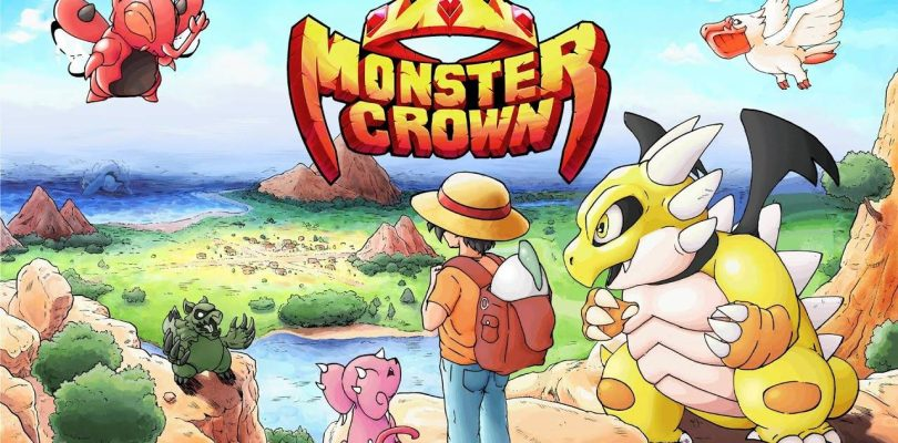 """Le RPG de domptage de monstres """"Monster Crown"""" sera lancé en édition physique le 12 octobre 2021"""