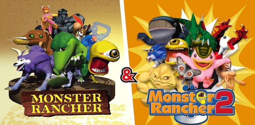 GAMESCOM 2021 : Monster Rancher 1 & 2 DX annoncés Switch, PC et iOS