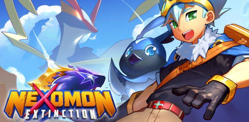 Nexomon sort le 17 septembre sur Xbox Series X S, PS5, Switch, PS4 et Xbox One
