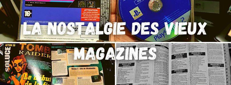 La nostalgie des vieux magazines – Warétro Hors-série n°2