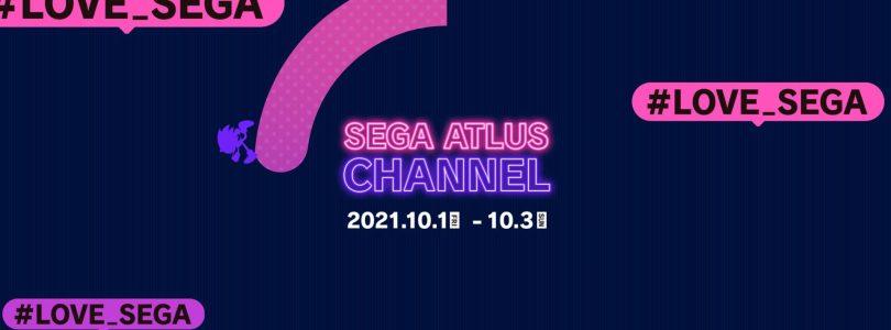 Sega Atlus Channel se tiendra pendant le TGS 2021