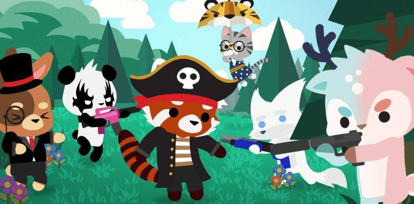 GAMESCOM 2021 : Super Animal Royale est maintenant disponible
